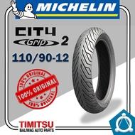 110/90-12 / 110/90 R12 CITY GRIP 2 TUBELESS MICHELIN TIRE