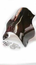 7吋 大燈 擋風鏡 整流罩 黑色 野狼 雲豹 KTR SR 愛將 T1 FZ2 CB400