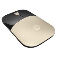 【免運費】HP Z3700 金色 無線滑鼠 (X7Q43AA) (2.4GHz/1200dpi 解析度/金色)