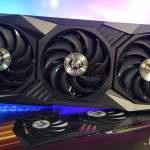 Msi RTX 3080 gaming x trio