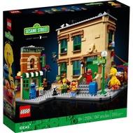 LEGO 樂高   IDEAS系列 芝麻街123 (21324)