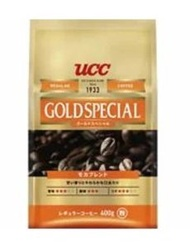 UCC - 日本 GOLD SPECIAL 咖啡粉(摩卡)(橙) 400g