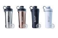 【毒】Blender Bottle 不鏽鋼款 Radian Stainless Steel 防漏搖搖杯 運動健身水壺 四色