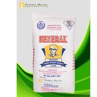 Best General brand hard wheat flour 25kg