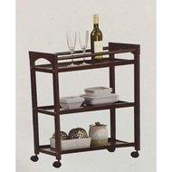JFH Solid Wood Kitchen Trolley