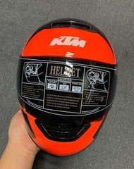 KTM RC390 helmet