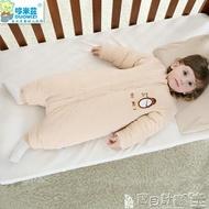 嬰兒睡袋 嬰兒分腿睡袋加厚 寶寶連身睡衣兒童純棉防踢被JD 寶貝計畫