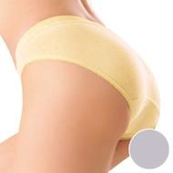 【華歌爾】新伴蒂內褲M-LL超低腰三角款(灰)