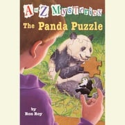 A to Z Mysteries: The Panda Puzzle Ron Roy