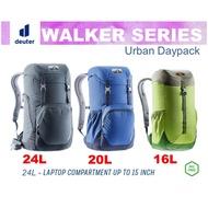 💢2021💢 Deuter 16L 20L 24L Urban Backpack School Bag WALKER | Laptop | MANY SIZES & COLOURS