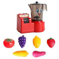 MagiDeal Simulation Juicer Home Appliances Toys w/ Sounds & Lights - Baby Kids Pretend Play Kitchen Cooking Play Food Set Toy Developmental Game
