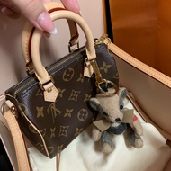 LV mini speedy nano 二手 正品