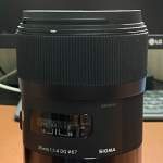 Sigma 35mm F1.4 DG HSM Art (Sony E-mount)