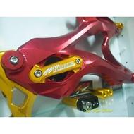 『SFD六扇門部品』Krace 凱銳斯-Smsx Force 155專用 CNC後搖臂/排骨組 -原廠卡鉗/對二螃蟹卡鉗