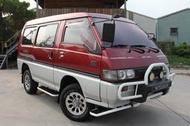 漂亮 96年 得利卡 柴油 自排 4WD 四輪傳動 4X4