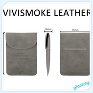 Portable Ultra Thin Mini Slim Leather Wallet Pocket for JUUL Carrying Pouch Pods Storage Bag