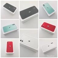 已開通新品 iPhone 11 i11 128 128G 128GB 64 64G 64GB 256 嚴選   256G