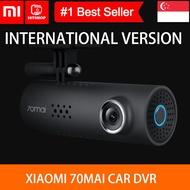 💖English Version💖[Xiaomi 70 Mai]1080P Full HD Wireless Car Recorder Ca