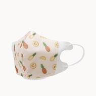 一心一罩 幼幼3D醫用口罩(10入/袋)~好運旺旺來 易廷醫用口罩