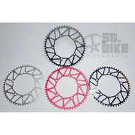 Chainring 50-52 - 54-56 - 58t