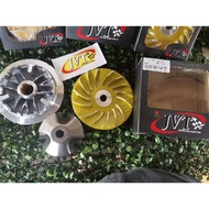 JVT PULLEY SET FOR NMAX & AEROX (RACING PULLEY)