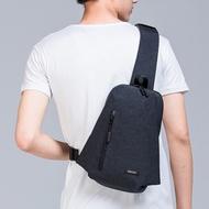 กระเป๋าสะพายข้างสำหรับผู้ชายผู้หญิง,กระเป๋าเป้สะพายคาดอกกระเป๋าสะพายไหล่กระเป๋าสำหรับเดินทางกลางแจ้ง
