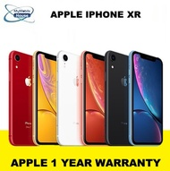 Apple iPhone XR  64GB / 128GB / 256GB Rom Local Set With Singapore Apple Warranty 12 Mths
