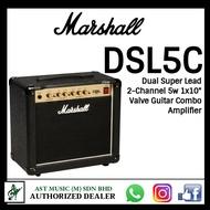 Marshall DSL5C 5 Watt Tube Guitar Combo Amplifier