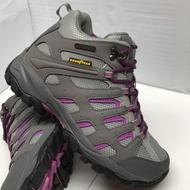 {順順優選}Goodyear 固特異.靜態防水戶外鞋.登山鞋.越野鞋.踏青鞋.女鞋.82518