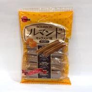 🇯🇵日本知名大廠 Bourbon北日本💯 ✅北日本籮蔓捲餅乾(焦糖)