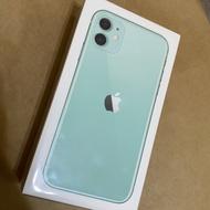 iPhone 11  128G綠色 全新未拆封