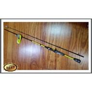Jl-573 Fishing Rod Casting Pioneer Grizzly Bc 662-195 Medium