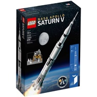 LEGO 樂高 92176 創意 阿波羅 太空 火箭 土星 5 號 nasa Apollo 積木