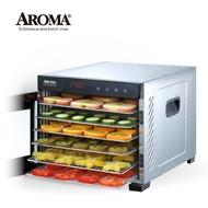 【美國 AROMA】美國 AROMA 全金屬食物乾燥機 乾果機 果乾機 AFD-965