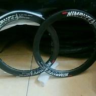 Bmx Mini Folding Track Mtb Bike Wheels 20x1.50 Rim 4cm 32h Syte Ab