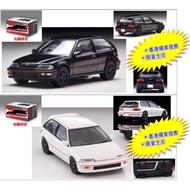 【模型玩具】代購 TOMY多美卡 TOMYTEC TLV本田 Civic SiR 香港限定特別版