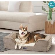 (宅配免運)寵物床 Kirkland Signature 科克蘭寵物沙發床 好市多狗床 狗狗床墊 柴犬 中小型犬床 睡窩