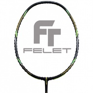 Felet Slammers (3U/4U-G1) With String&Grip(Up String Service Free) Badminton Racket