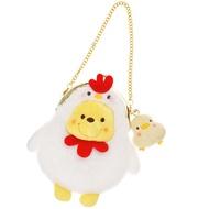 ✈ 東武門 ✈ ♠現貨♠ 日本迪士尼 雞年口金包 雞造型小熊維尼 全新日本帶回
