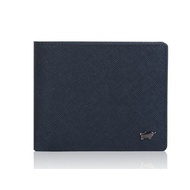 【商品】德BRAUN BUFFEL 洛非諾3系列-12卡中翻皮夾(海藍)現貨原價:4700優惠價:4230
