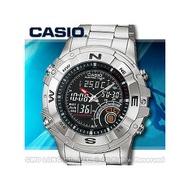 CASIO手錶專賣店 國隆 卡西歐 AMW-705D-1A OUTGEAR系列 100米防水 雙顯錶 保固 (另AMW-704D)