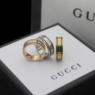 Gucci 古馳 戒指 Gucci雙G戒指 鏤空 造型戒指