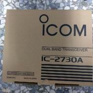 ICOM 2730雙頻車機