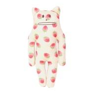 【CRAFTHOLIC 宇宙人】多汁草莓貓小抱枕(多汁熱銷款)