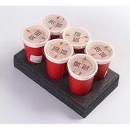 6孔加厚7公分杯架 杯托 外送 機車外送 手搖飲料杯架 外賣 外送 保溫袋專用 保冷袋專用