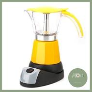 หม้อต้มกาแฟสดแบบไฟฟ้า เครื่องทำกาแฟ มอคค่าพอทไฟฟ้า หม้อต้มชากาแฟ หม้อ Moka pot ไฟฟ้า ด่วน ของมีจำนวนจำกัด ร้าน PP702