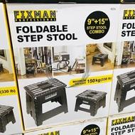 RYOU.折疊椅 多功能折疊收納椅 2入組 Fixman 露營 折疊椅 板凳 工具 COSTCO 好市多