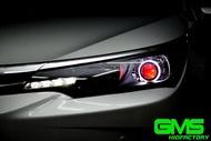 GAMMAS-HID GMS  TOYOTA NEW ALTIS 11.5代 GMS 6代 遠近魚眼 LED 飾圈
