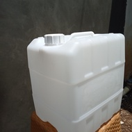 18 Liters Of Oil Used Jerigen (There Is A Clean)
