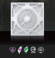 好商量~威利 台灣製造 輕鋼架循環扇 2尺 DC直流變頻 全電壓 節能標章 崁入式風扇 天花板循環風扇 WL15WV3D 含稅